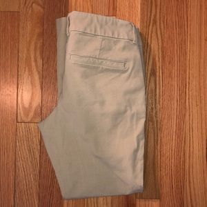 Tan Old Navy dress pants